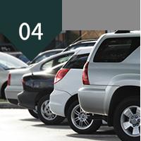 初回の方は近隣コインパーキングをご利用ください。駐車料金はこちらで負担致します。